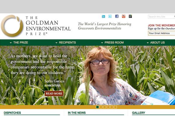 Premios Goldman Prize